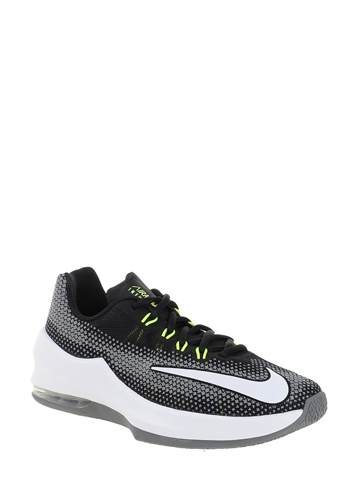 df94d2197b Nike Erkek Çocuk Air Max Infuriate Black/White-Volt-Cool Grey ...